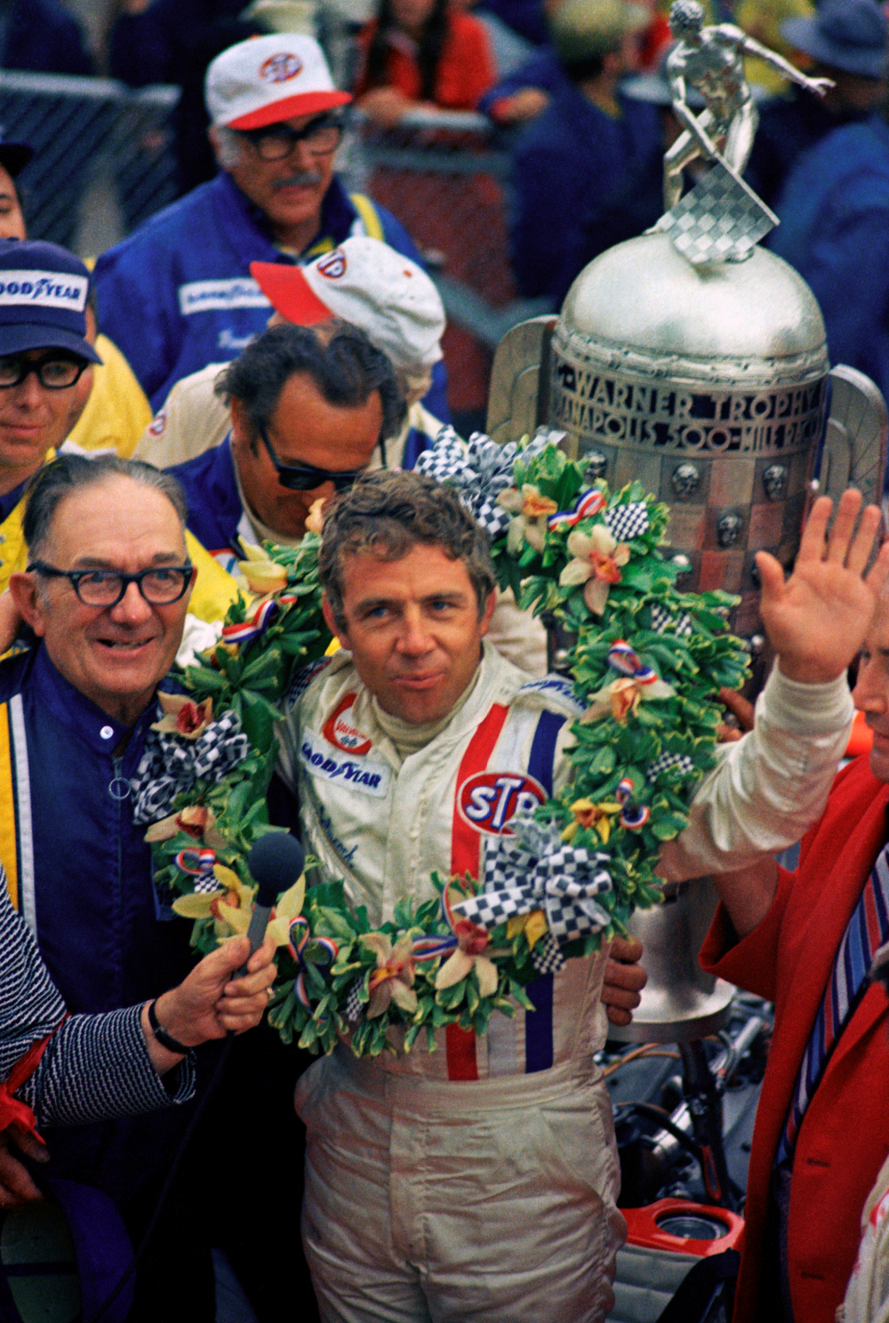 indianapolis 500 winner