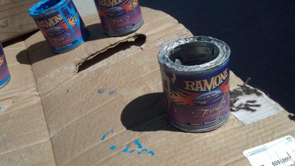 kustom paint cars land disney