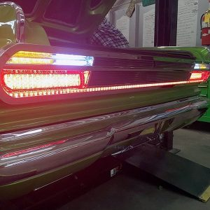 dart tail lamp complete
