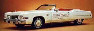 indianapolis 500 cadillac pace car