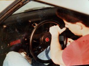 1969 camaro start-up