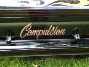 Compulsion-casket