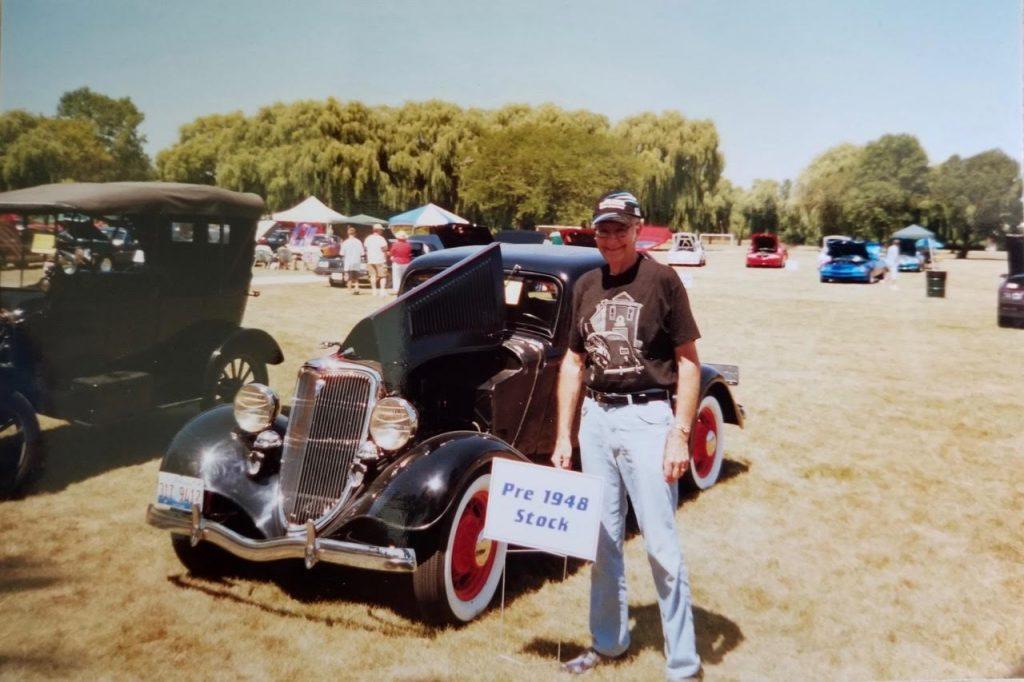Vance-car-show