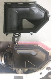 hellcat air box