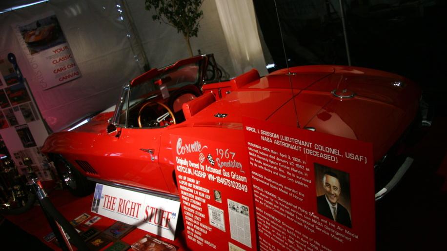 Corvette loan
