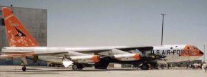 B-52 NASA hangar