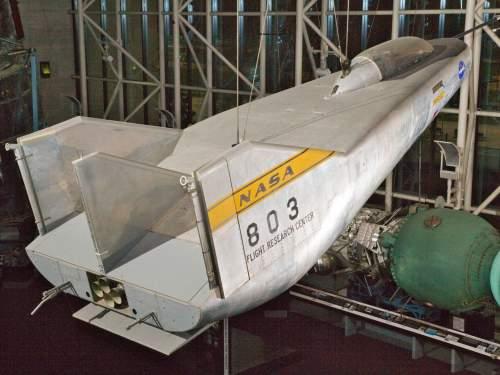 M2-F3 Aircraft