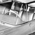 Chrysler Norseman, showing the radical cantilever roof