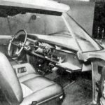 Chrysler Norseman, interior shot, passenger side