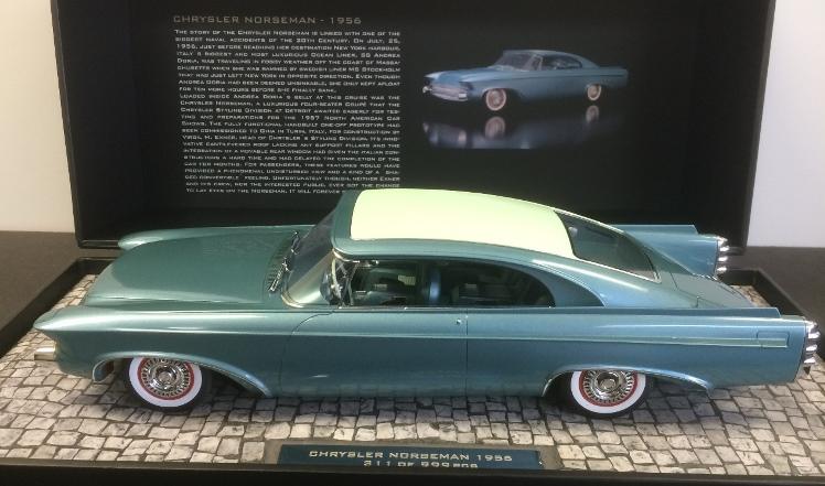 Chrysler Norseman model