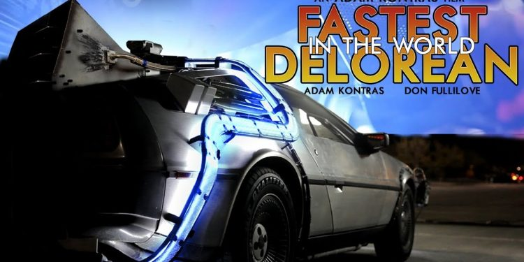 fastest-delorean-in-the-world