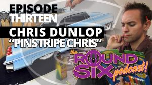 Pinstripe Chris full episode round six