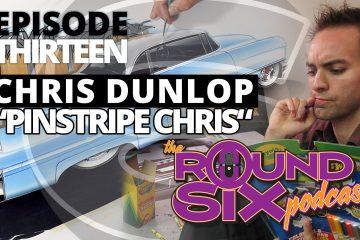 Pinstripe Chris