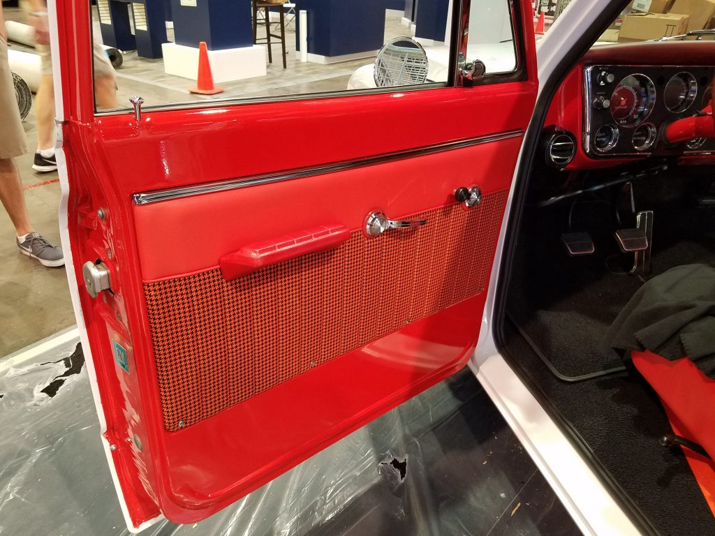 Chip Foose C/28 door panel