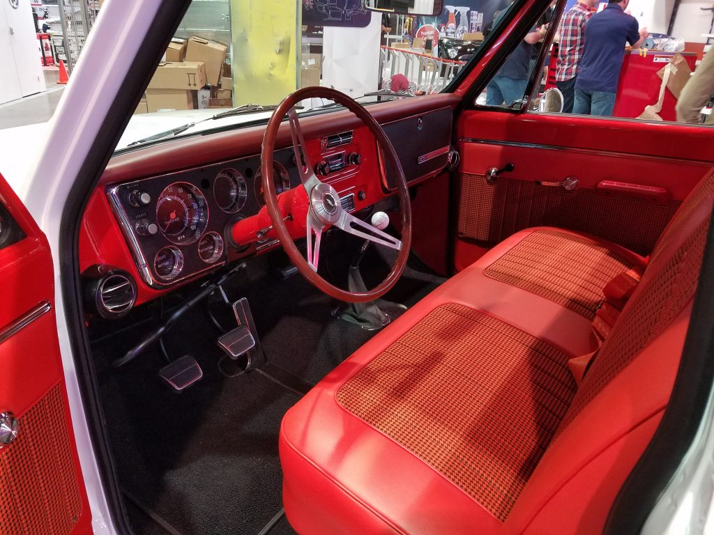 Chip Foose C/28 interior