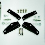 Early Classic Enterprises shock mount relocation kit