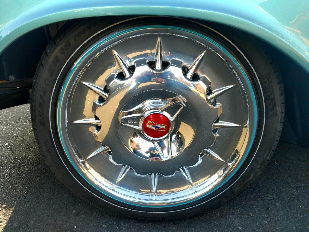 foose 1957 chevy wheel