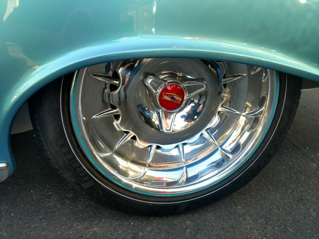 fose 57 rear wheel