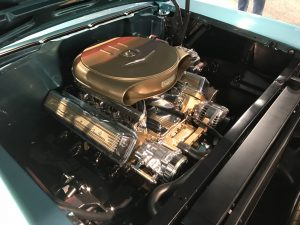 foose engine 57 chevy sema