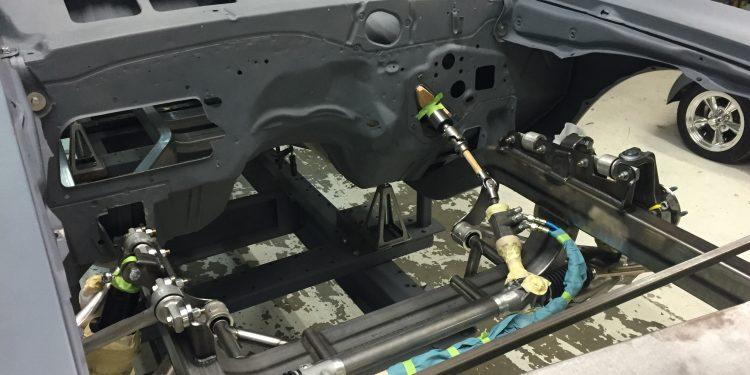 steering setup