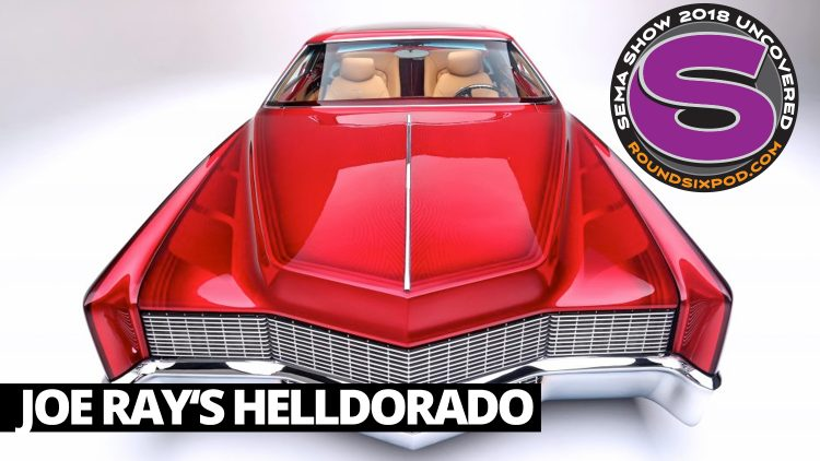 joe ray helldorado sema