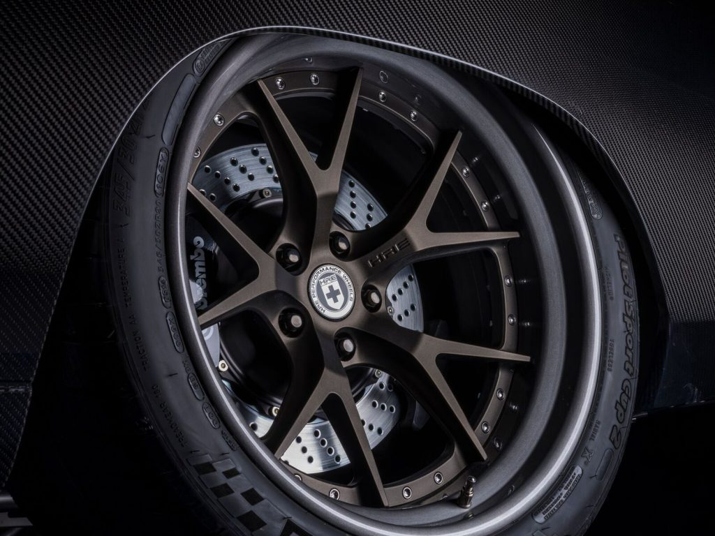 Speedkore Charger HRE wheel