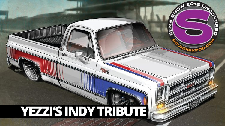 yezzi indy tribute sema 2018