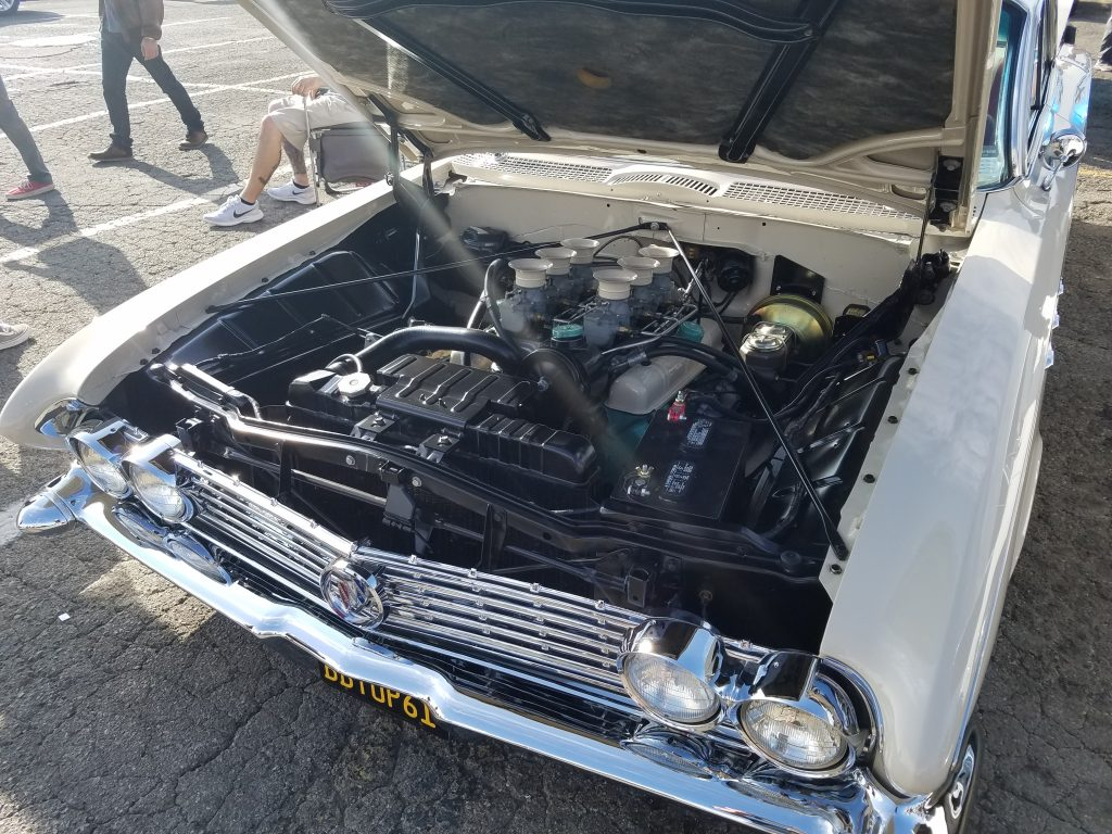 Nailhead Buick