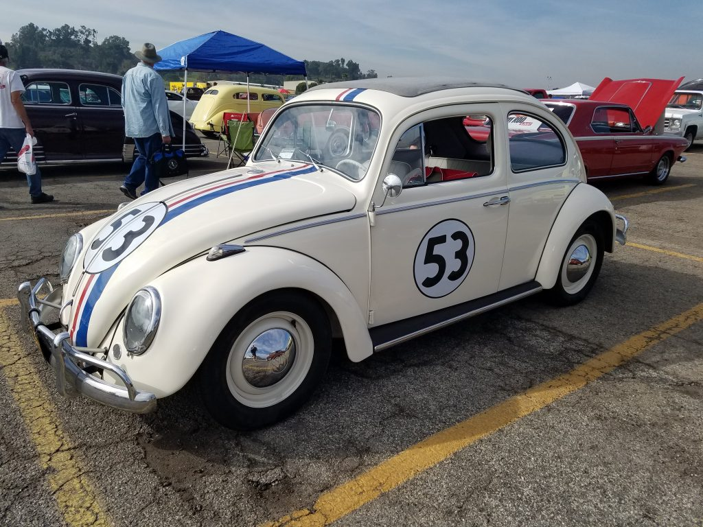 Herbie Volkswagon