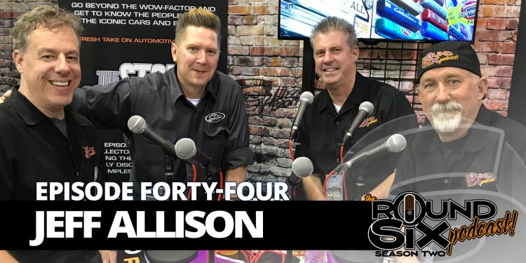 Jeff Allison episode 44