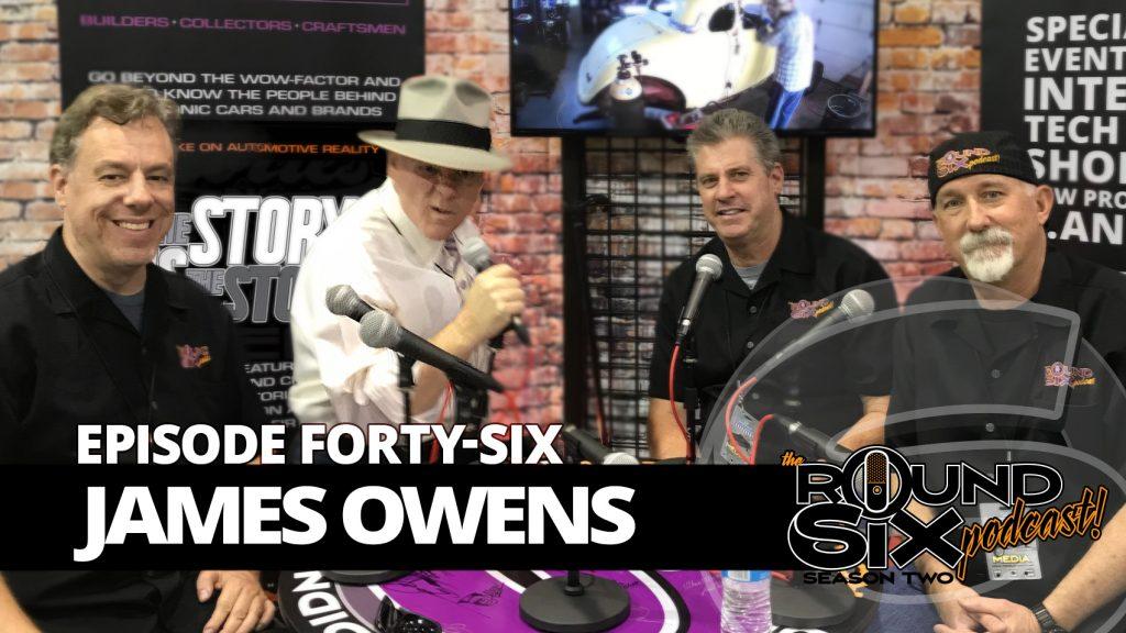 james owens artist episode 46