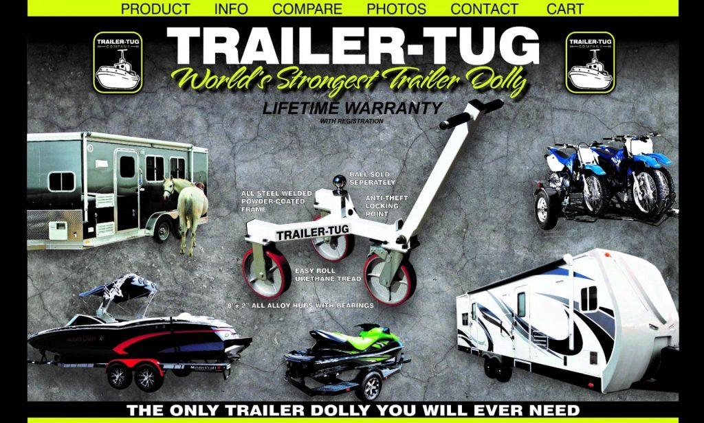 trailer tug sponsor