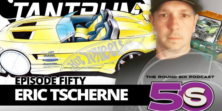 ERIC TSCHERNE EPISODE 50