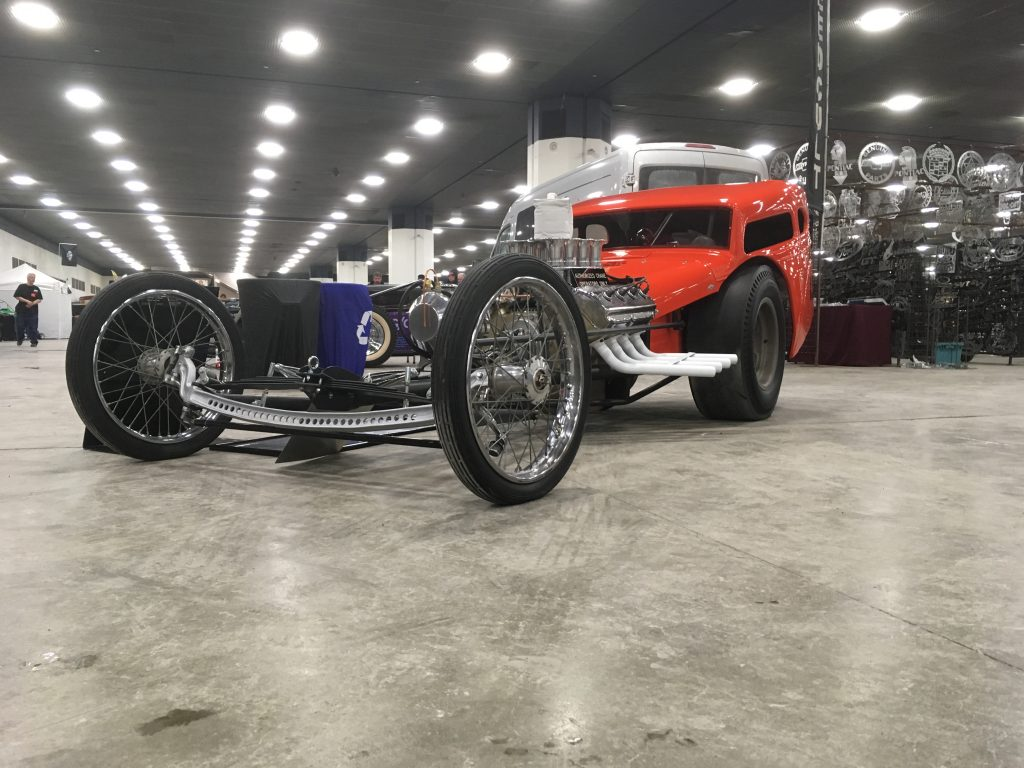 2019 Detroit Autorama Competition Coupe