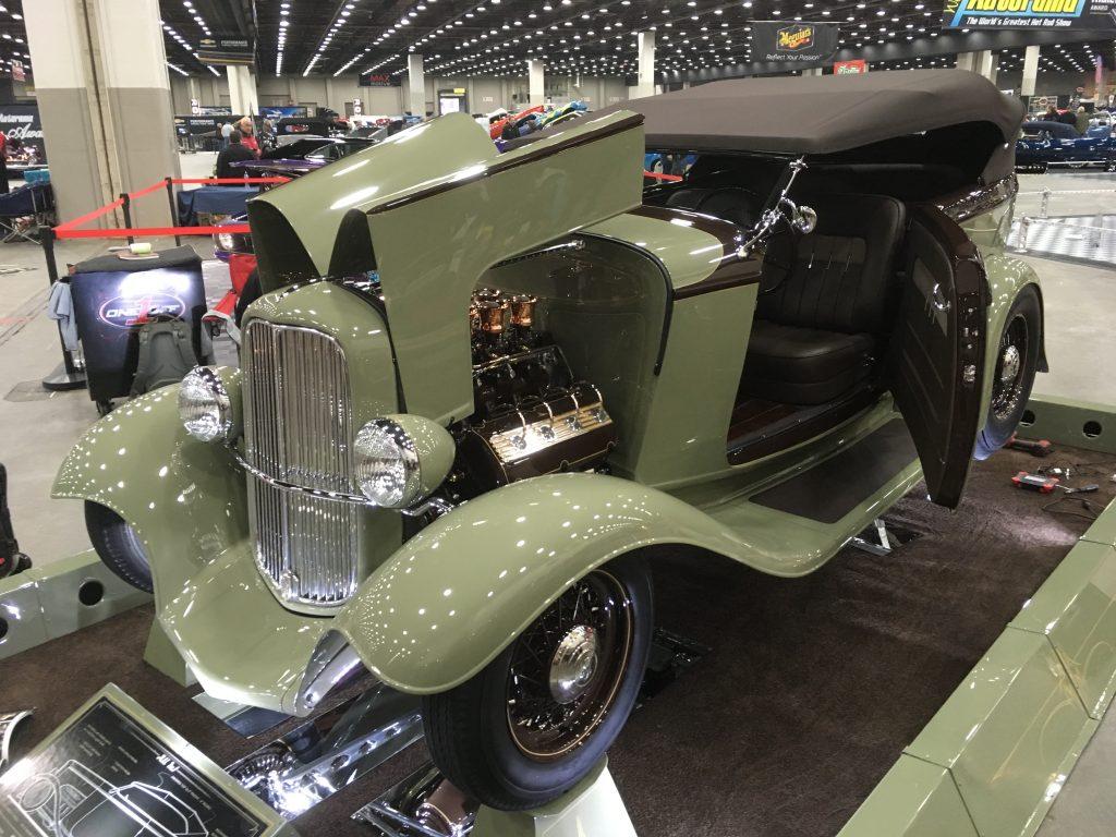2019 Detroit Autorama 1932 Ford Phaeton