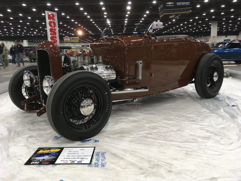 2019 Detroit Autorama 1932 Ford Roadster