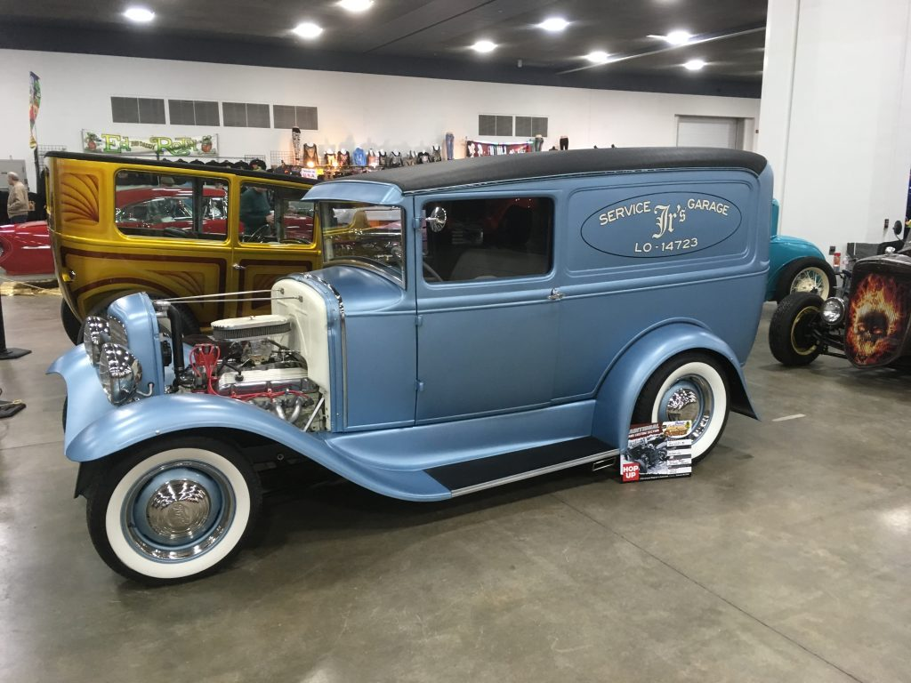 2019 Detroit Autorama '32 Ford delivery