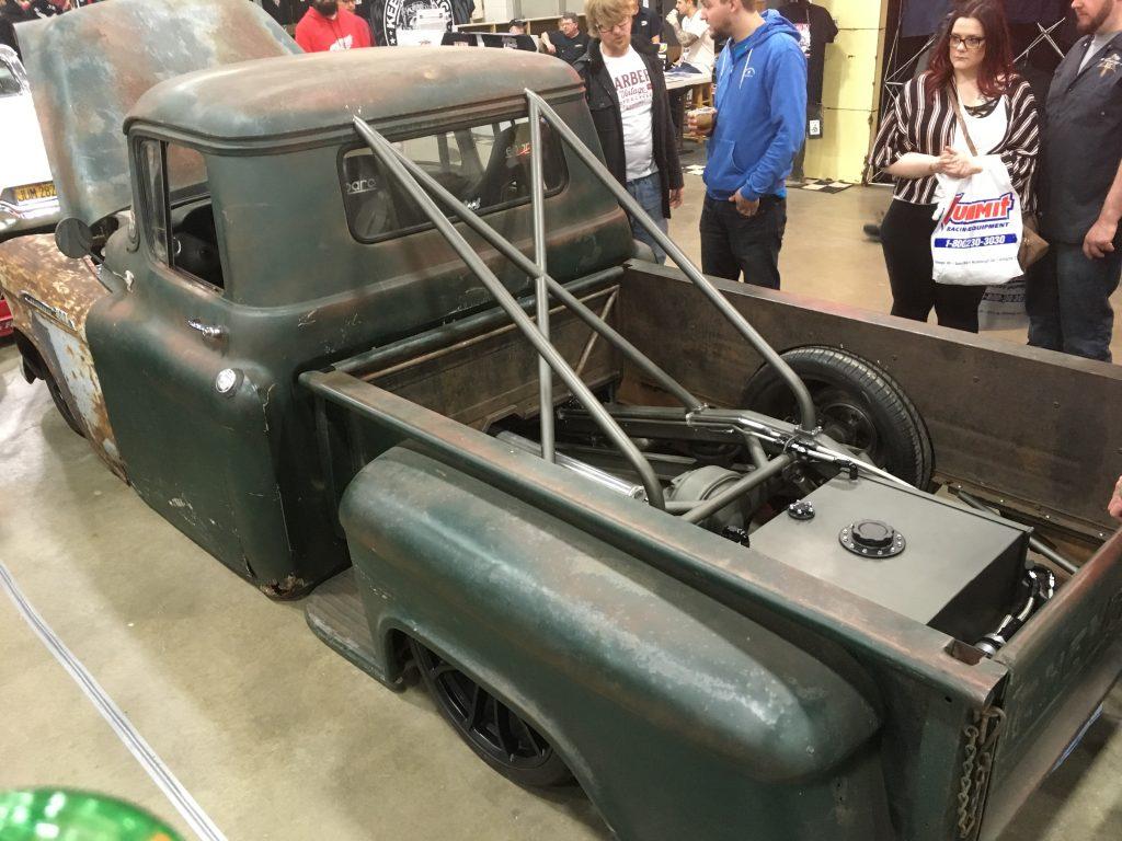2019 Detroit Autorama 1955 Chevy truck
