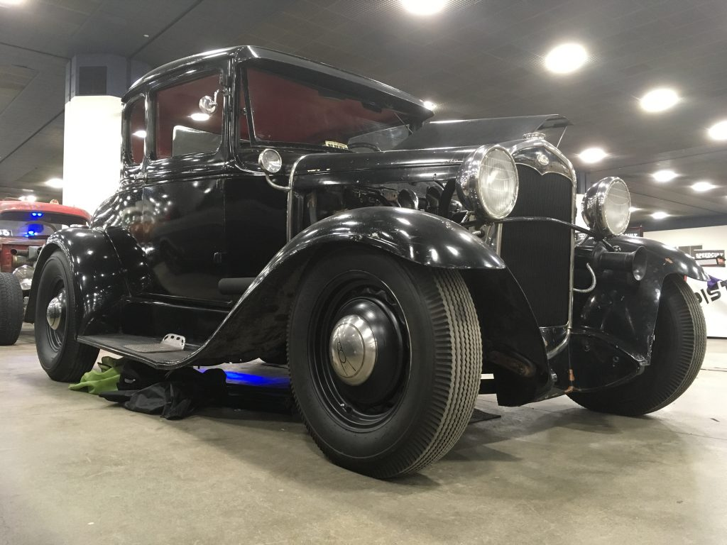 2019 Dertroit Autorama Model A coupe