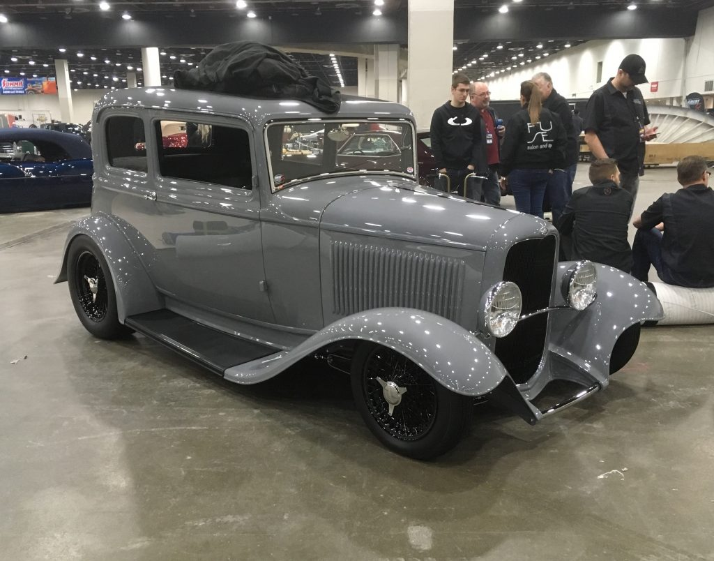 2019 Detroit Autorama 1932 Victoria by Dave Lane
