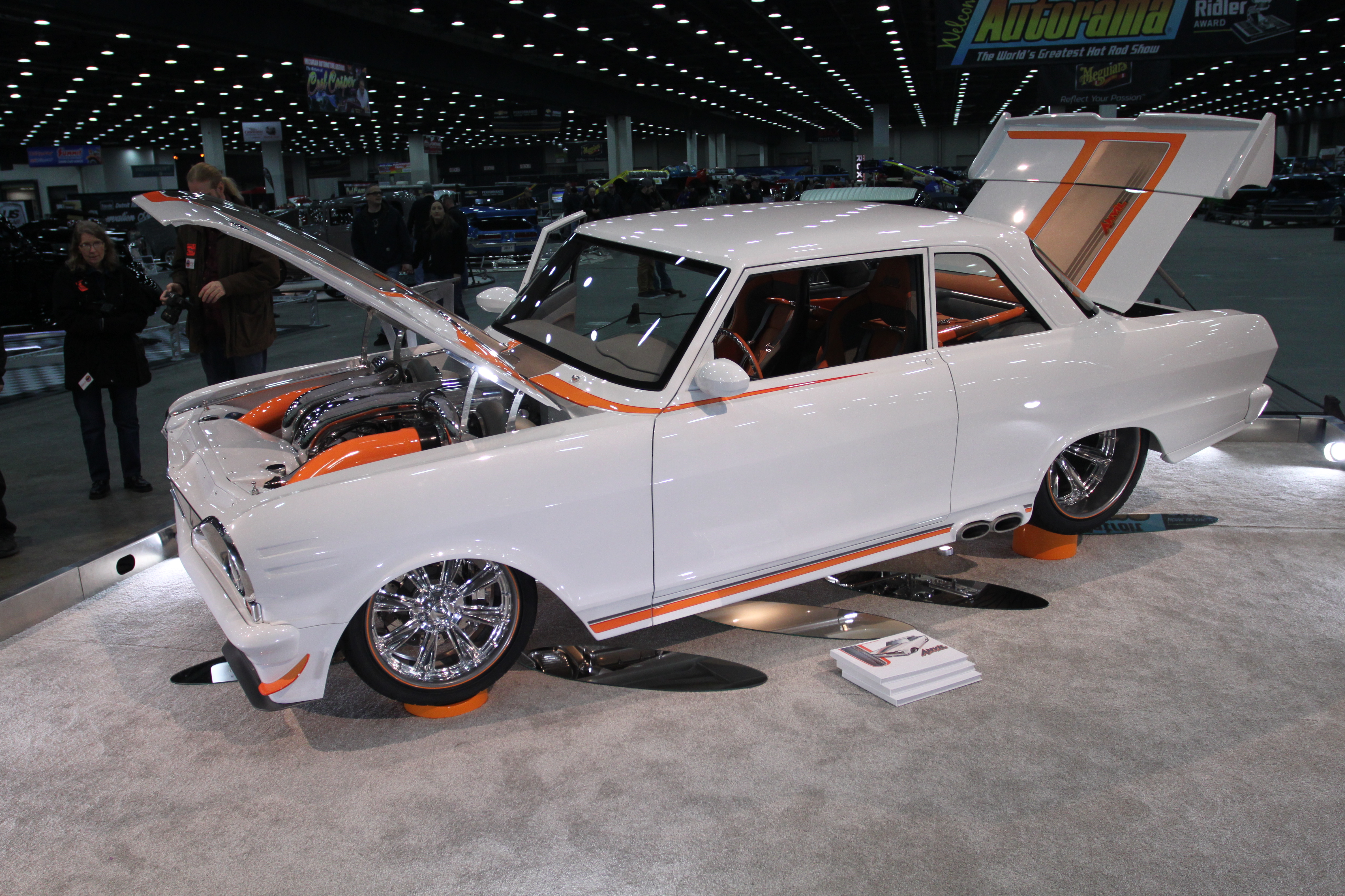 The Detroit Autorama review by Ryan Thompson %