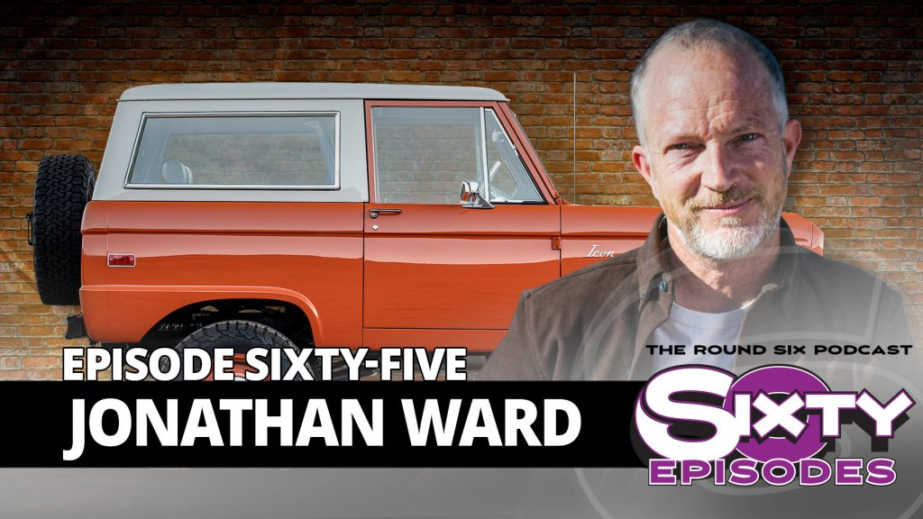 icon 4x4 jonathan ward round six podcast
